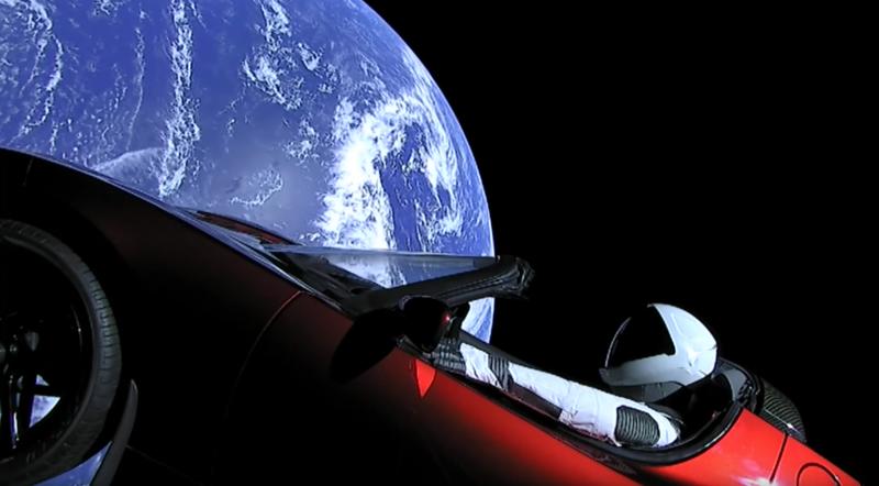 Для чего Илон Маск отправил машину в космос?