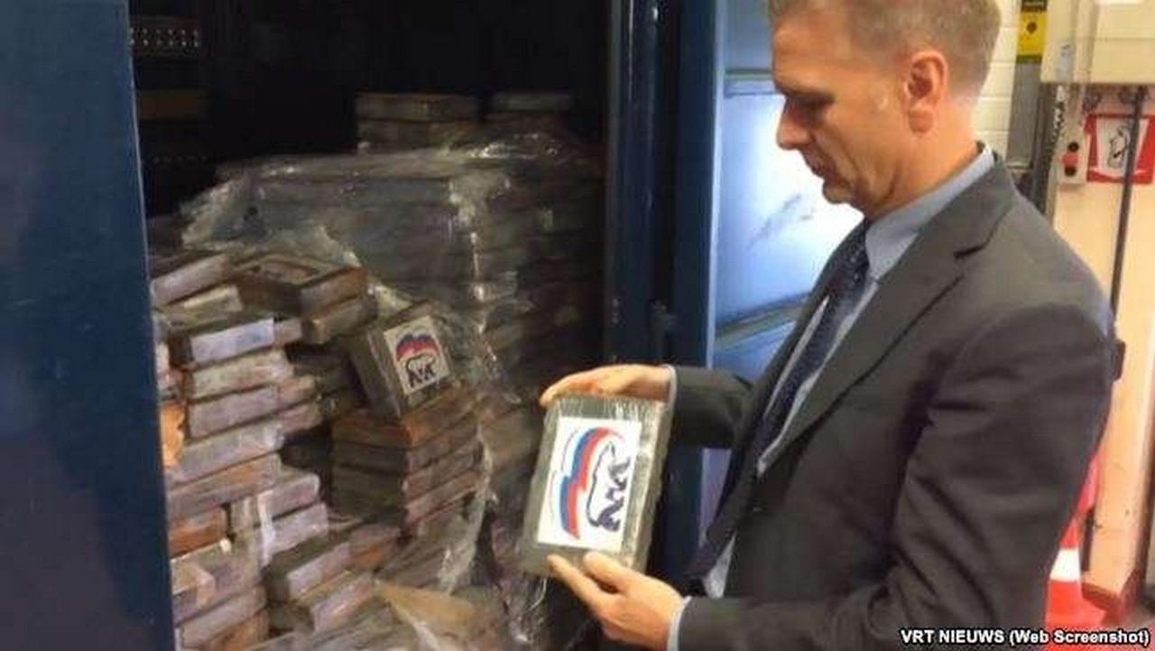 Экспресс-расследование про кокаин «от Единой России»