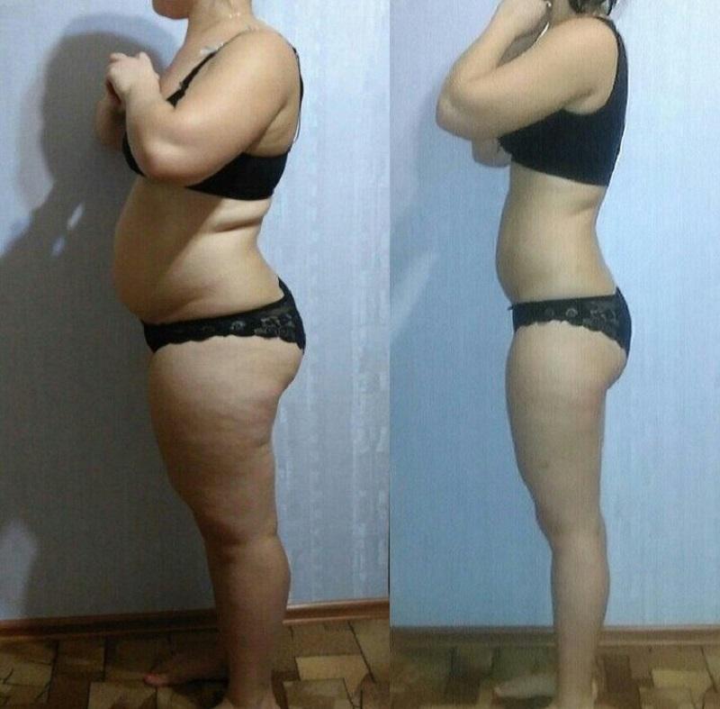 Не думай, что если ты похудеешь на 8 размеров, то это навсегда… Килограммы вернутся с лихвой!