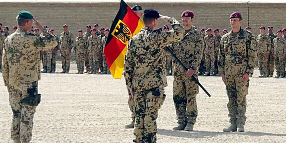 В Германии опасаются, что бундесвер может армией наемников