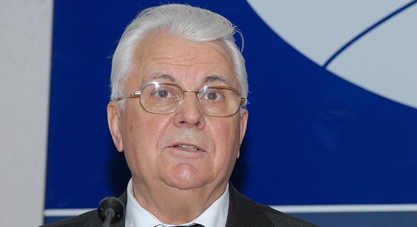Кравчук осадил Кучму за прет…
