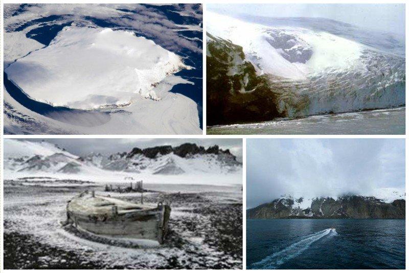 Остров Буве - самый отдаленный необитаемый остров на Земле жизнь, земля, интересное, необитаемые острова, факты