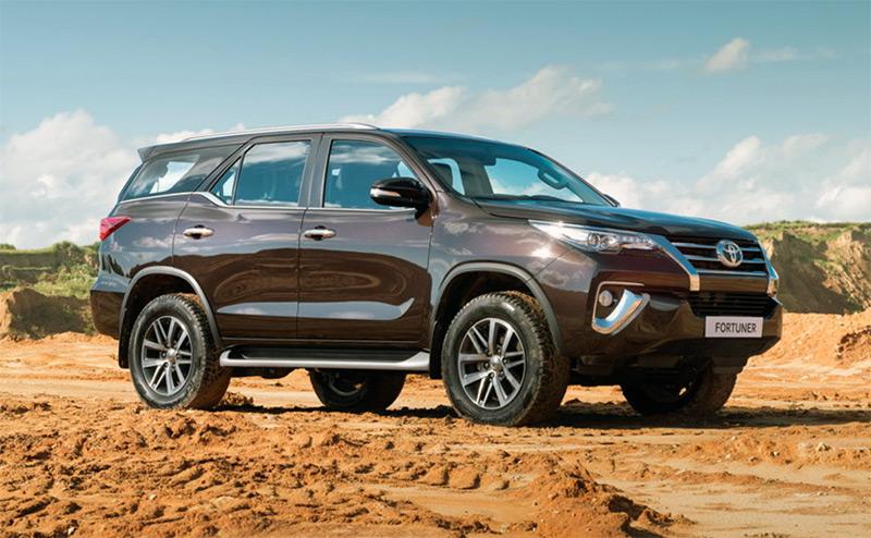Toyota Fortuner: Преемник 4Runner уже в России