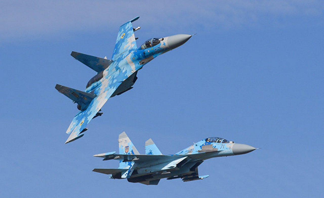 Урок, завершившийся трагедией: как украинские лётчики учат американских сбивать русских