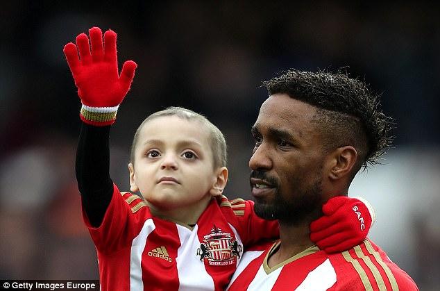 «Покойся с миром, Брэдли Лоуэри»: 6-летний фанат «Сандерленда» умер от рака