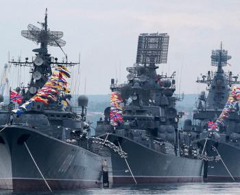 """""""Калибры"""" против """"Гарпунов"""": кто победит в морской дуэли"""