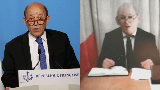 Новый Фантомас: как человек в маске французского министра украл  80 млн евро