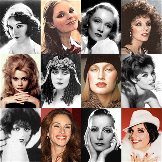 Эволюция макияжа: Стили и направления XX века