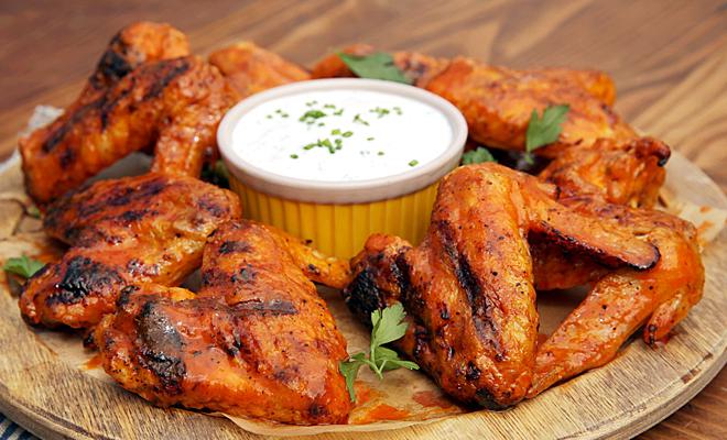 Куриные крылышки: самые вкусные рецепты мира