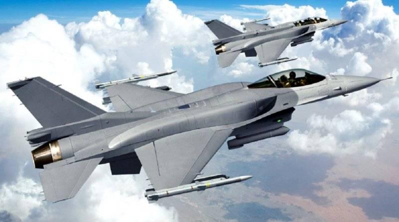 Словакия закупит американские F-16V