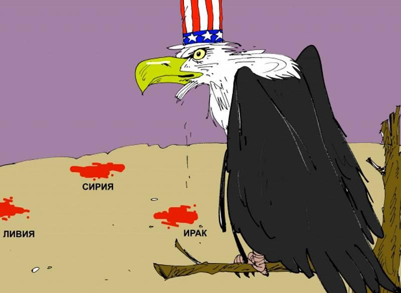 Экспортная демократия вернулась Западу бумерангом