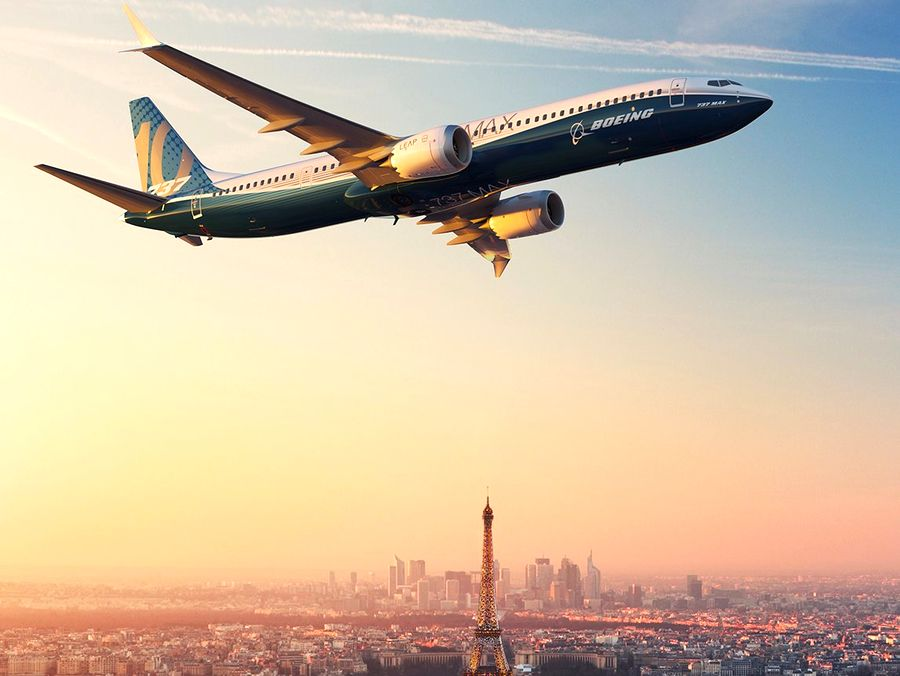 Все контракты 52-го Парижского авиашоу