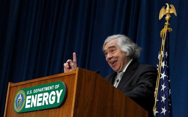 Эрнест Мониз. Фото с сайта: Timesunion.com