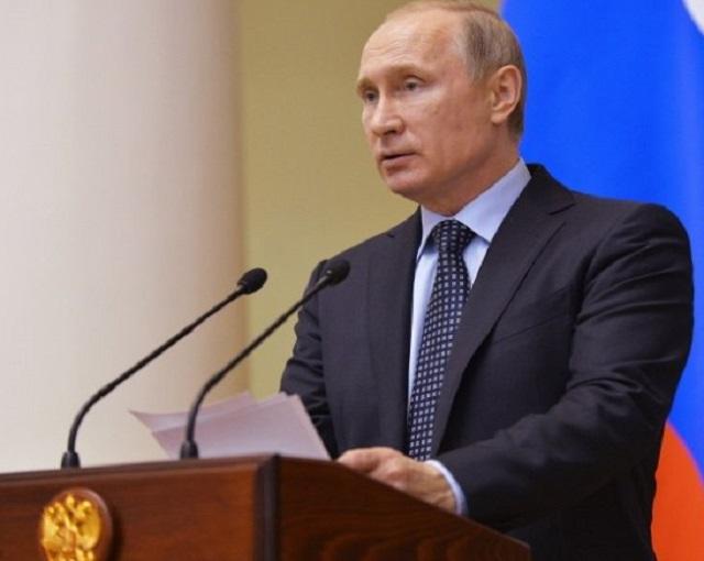 Путин не поздравил с Днем победы три страны бывшего СССР
