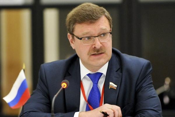 Косачев: Заявление Трампа овыходе изДРСМД похоже нашантаж