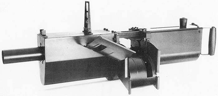 Автоматический гранатомёт Mk 20 Mod 0 (США)