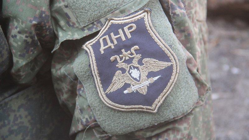 Ополченец ДНР с позывным «Аб…