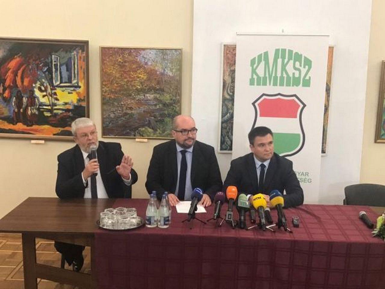 Венгрия твёрдо стоит в Закарпатье