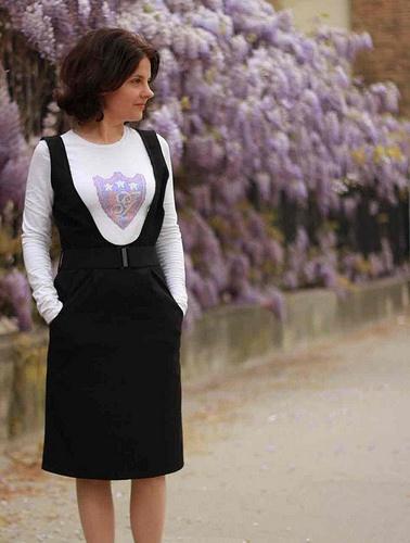 Сарафан из платья (DIY)