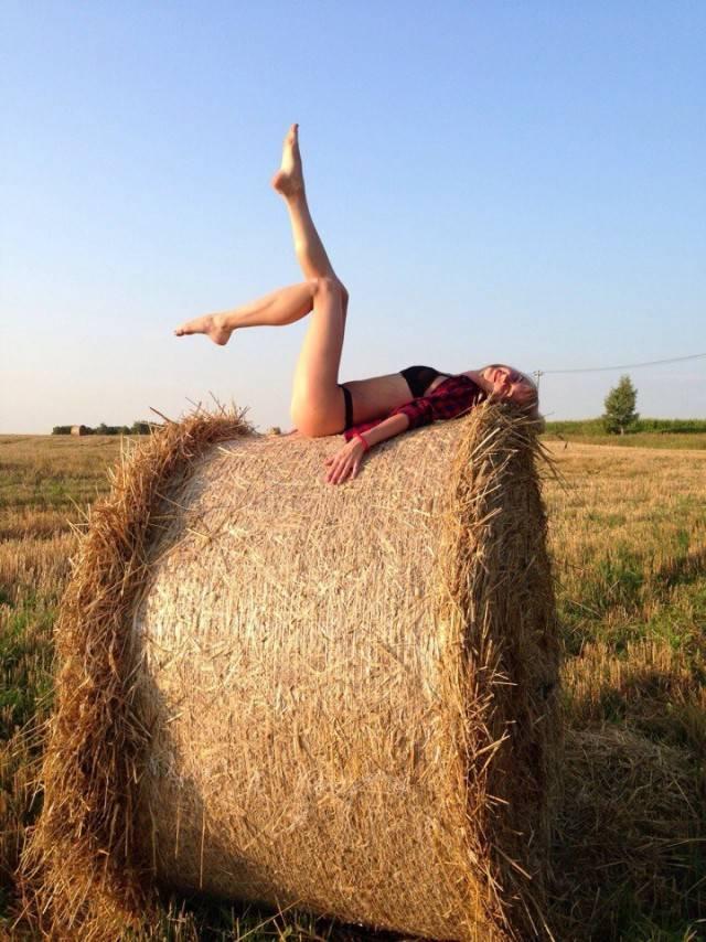 Летние фотки русских девчонок