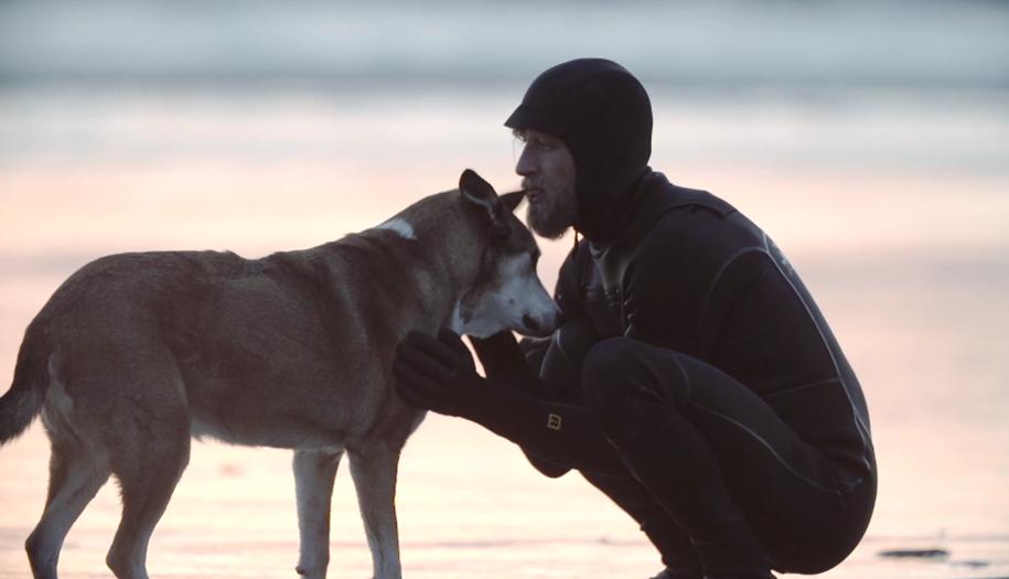 Невероятная история собаки, которая помогла хозяину победить рак