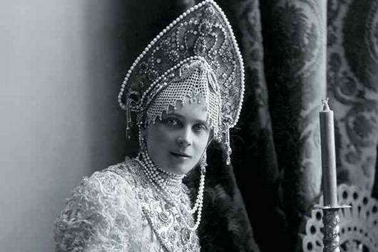«Древняя императрица» Княгиня Юсупова