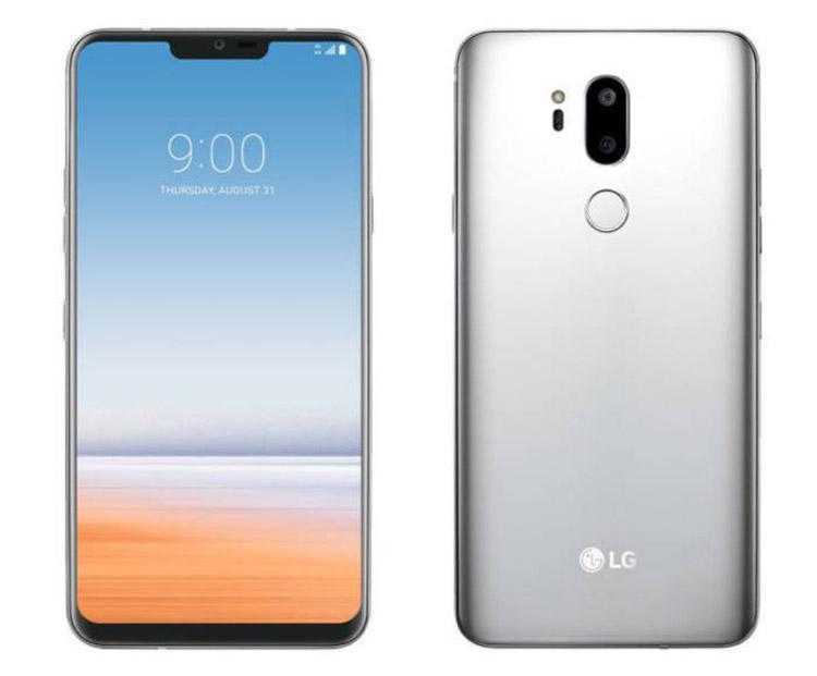 LG G7 может появиться в продаже в версиях с LCD и OLED-экранами