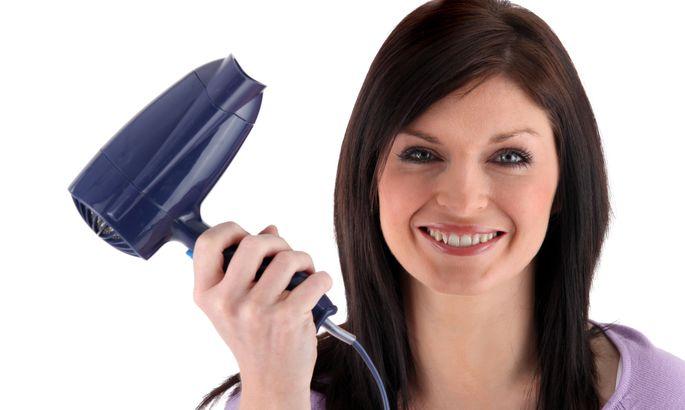 Как выпрямить волосы без утю…
