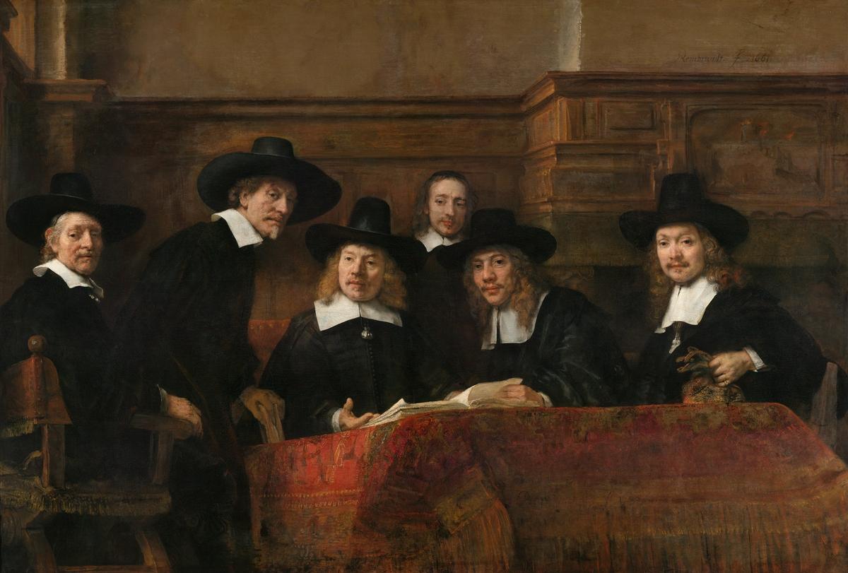 Ученые раскрыли секретный компонент красок Рембрандта