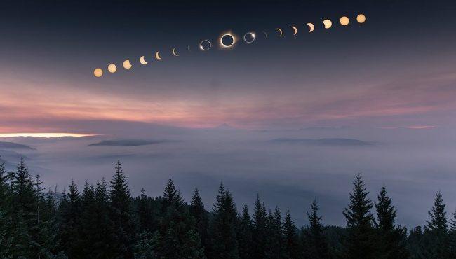20+ доказательств того, что природа сама себе фотошоп