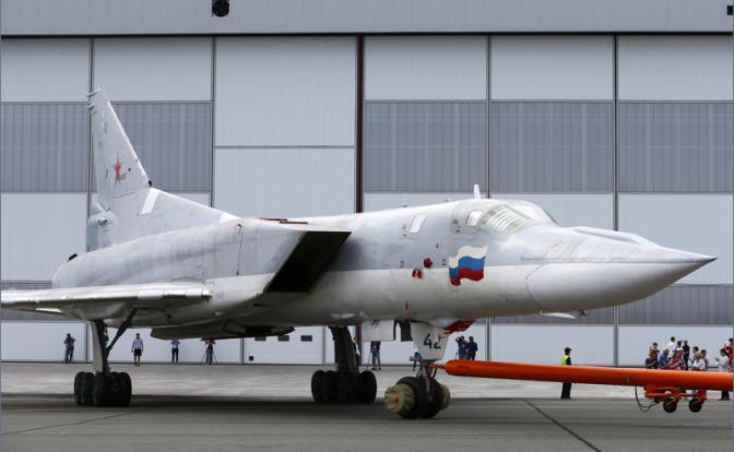 Ту-22М3М: Вторая молодость убийцы авианосцев
