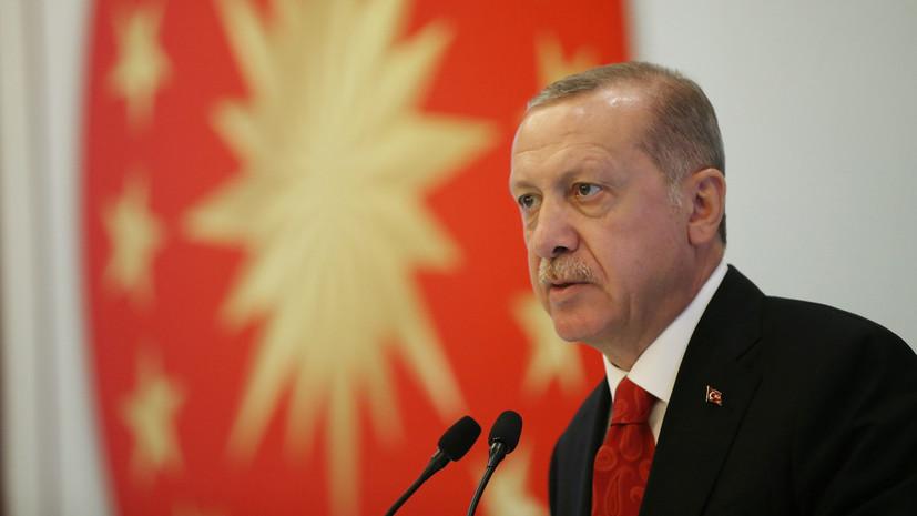 Эрдоган заявил об отказе Турции от поставок электроники из США