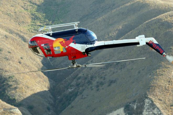 Высший пилотаж на вертолете: уникальное мастерство пилота