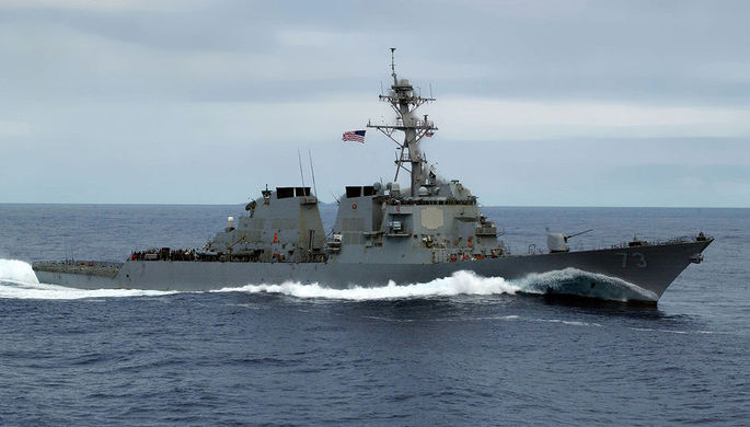 В случае войны с Россией флот США ждет поражение — National Interest