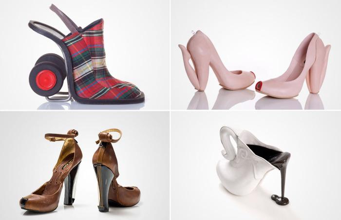 Сумасшедшая женская обувь от Kobi Levi