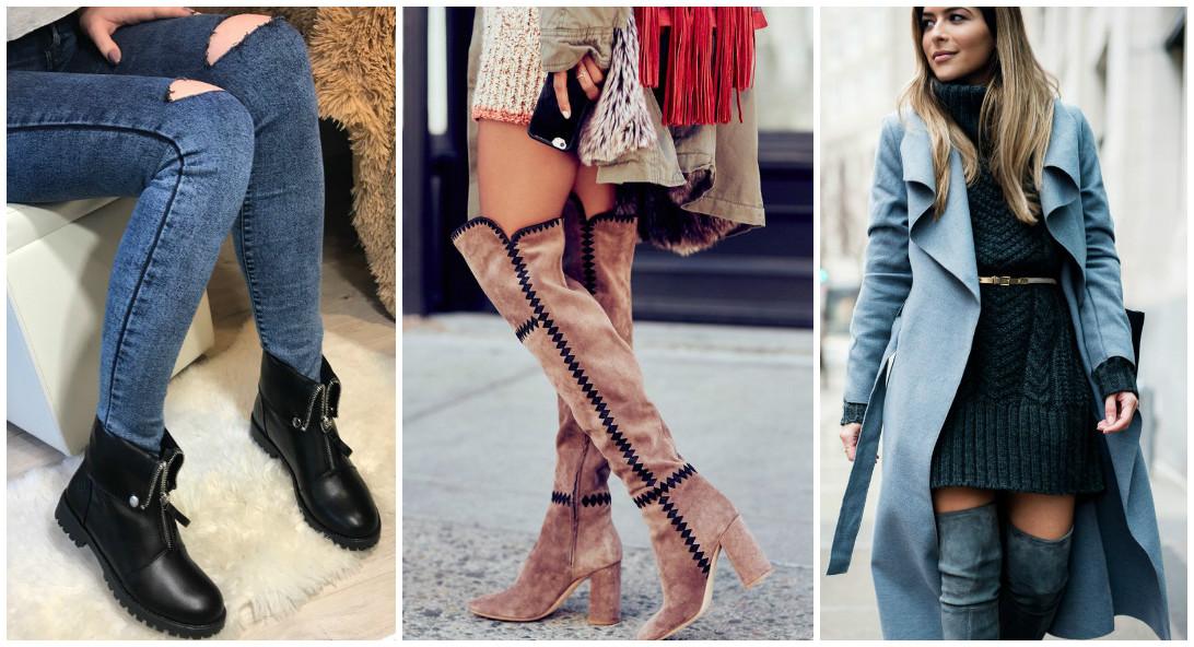 Модные новинки женской обуви на осень-зиму 2017-2018 года: 28 шикарных примеров
