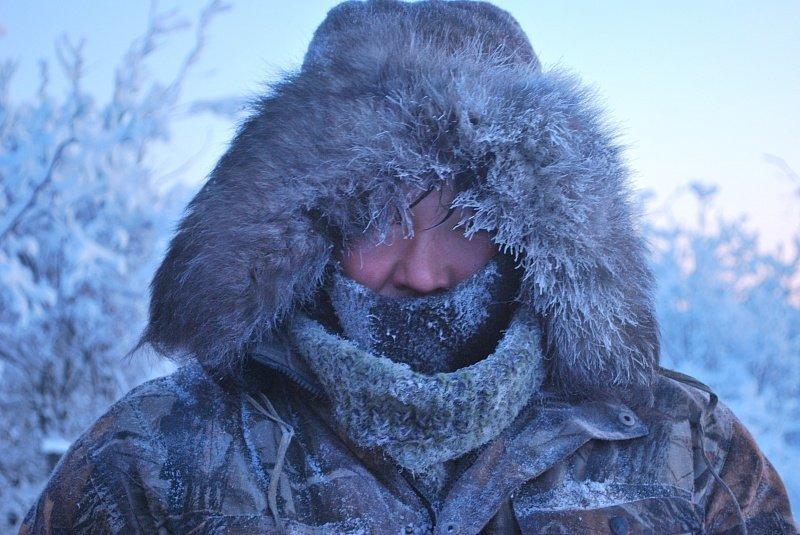 Вдарим по экстриму! Оймякон, зима, интересное, полюс холода, якутия