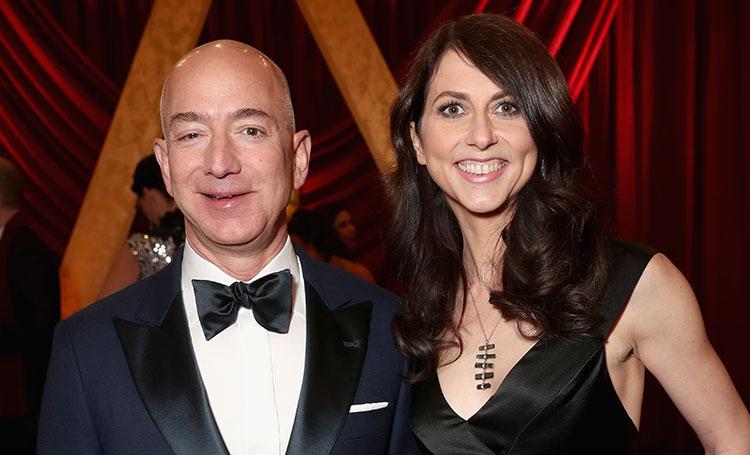Как Джефф и Маккензи Безос поделят 138 миллиардов: история любви и самого дорогого развода в истории