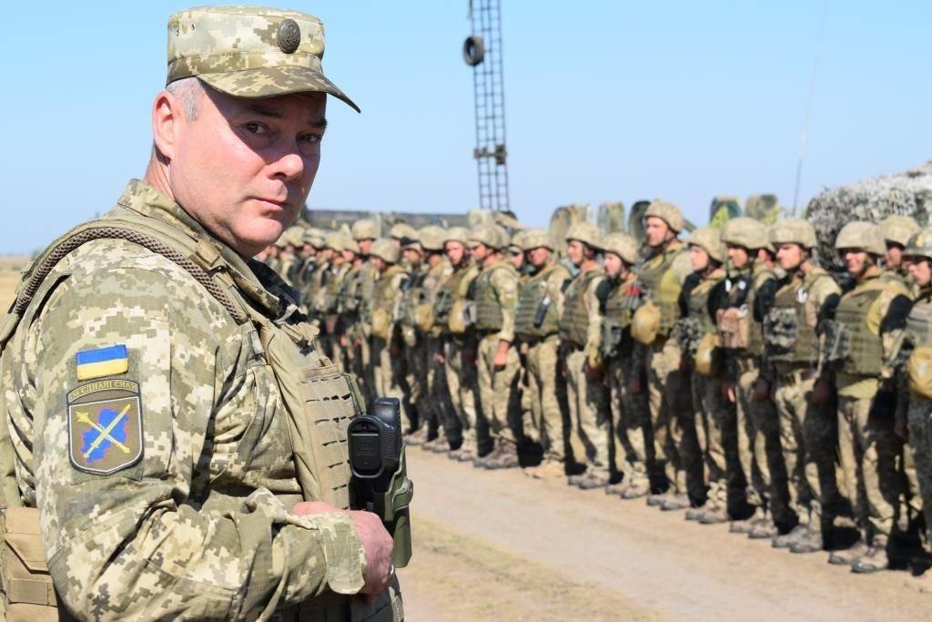 В ЛНР рассказали, что ВСУ готовит 3000 новобранцев для отправки в Донбасс