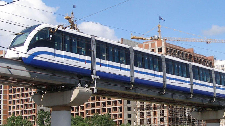 Трамваи могут пустить по монорельсу в Москве