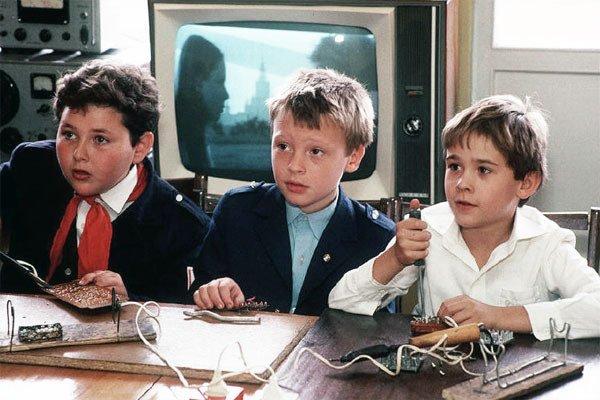 Радиотехнический кружок СССР, детство, кружки