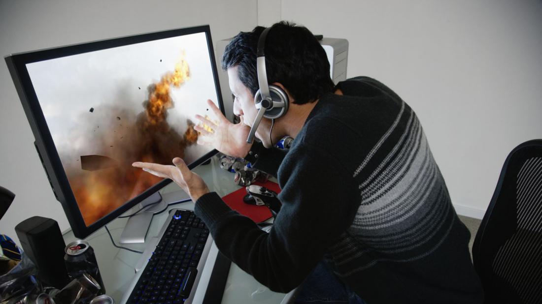 ВОЗ признала компьютерные и …