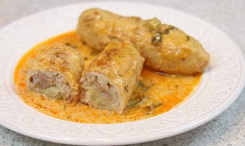 Вкусное мясное блюдо: закарпатский рецепт «цибулячек»