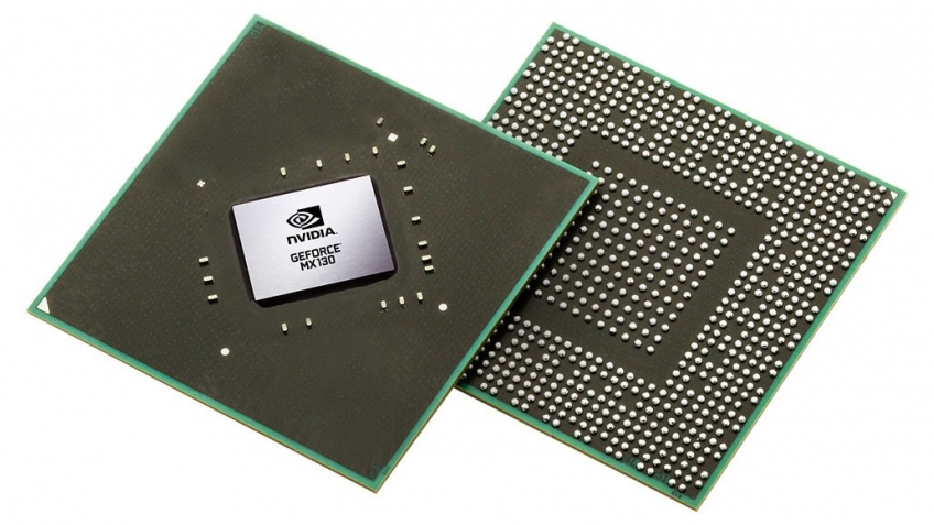 NVIDIA анонсировала графические чипы GeForce MX130 и GeForce MX110