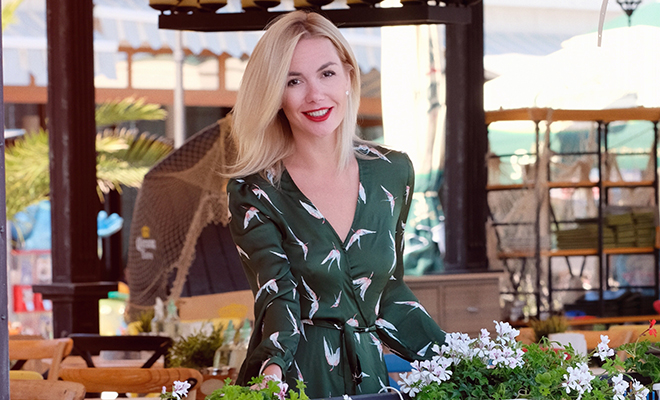 Отдых в Болгарии: рекомендации телеведущей Анастасии Трегубовой