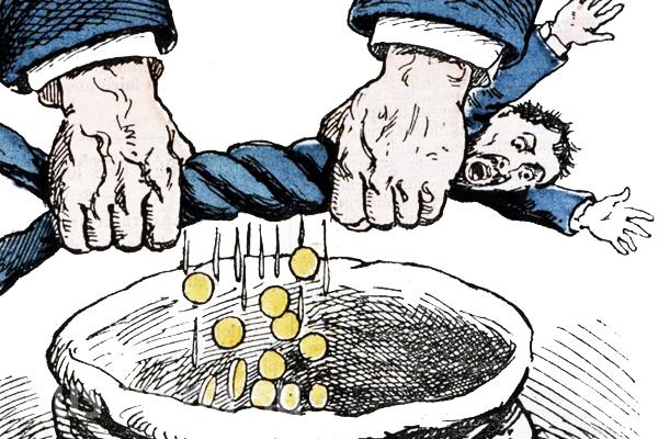Александр Жилин. Откуда рост налогов, если новые заводы и бизнес не растут? Народ отжали!