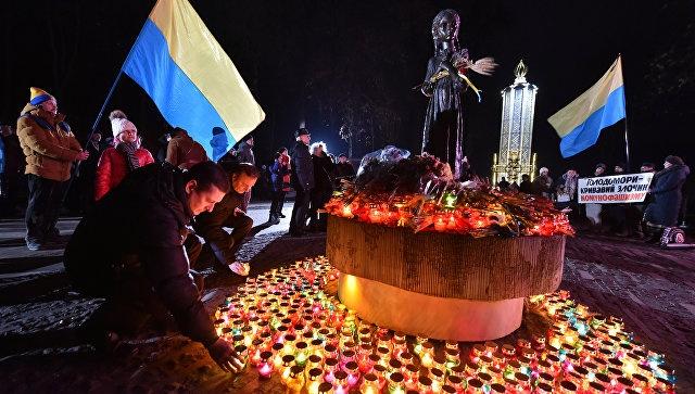 Ростислав Ищенко. Вашингтонский геноцид: США спекулируют на теме голода на Украине