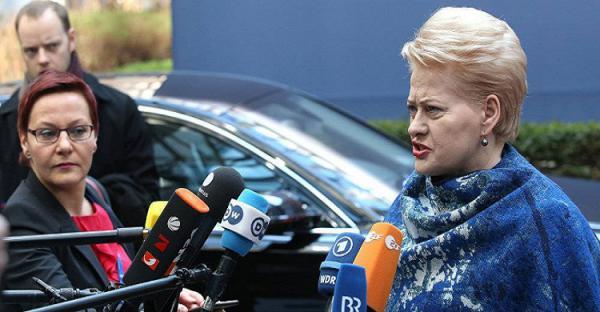 Тактический ход Москвы довел Литву до истерики, в НАТО поспешили с поддержкой