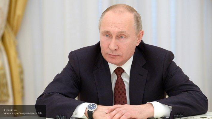 Президент Эстонии поздравила Путина с победой на выборах главы государства