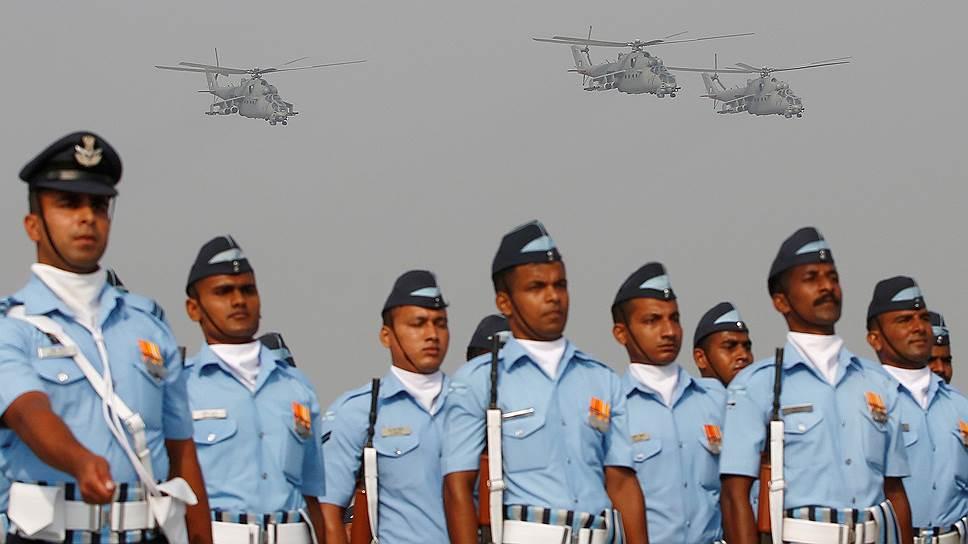 США пытаются сорвать крупнейшие оборонные контракты России и Индии